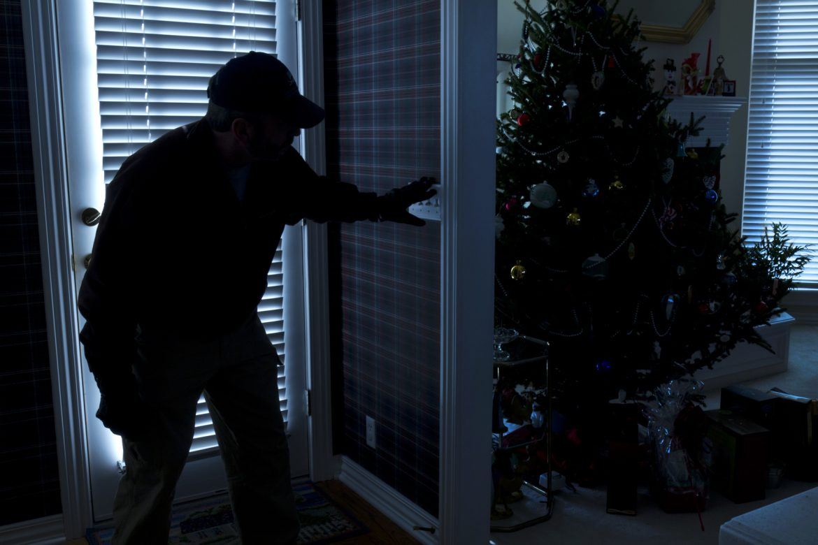 Don't let Thieves Steal your Christmas